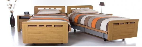 Slaapkamer-bedden