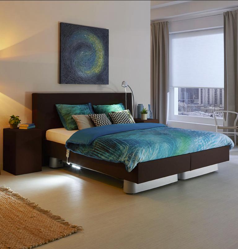 Slaapkamer thuismobiel
